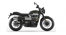 ALL-NEW STREET SCRAMBLER